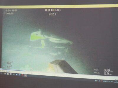 Doble Llave - Indonesia da por muertos a los 53 tripulantes del submarino desaparecido