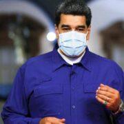 Maduro sostuvo reunión con la OMS para la entrega de vacunas