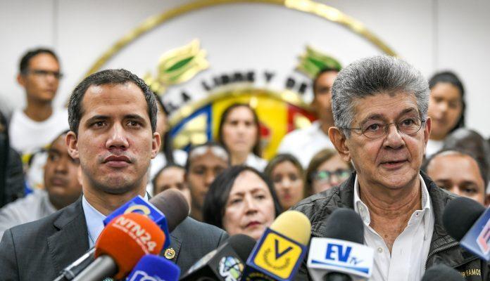 Partidos opositores venezolanos reconfigurarán la alianza unitaria