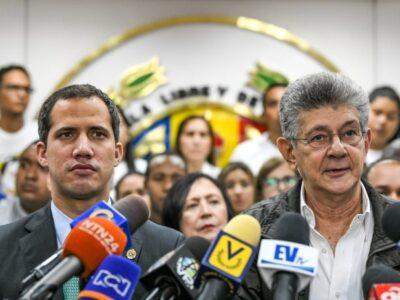 Partidos opositores rechazaron la nueva designación de los rectores del CNE (Foto: Archivo)