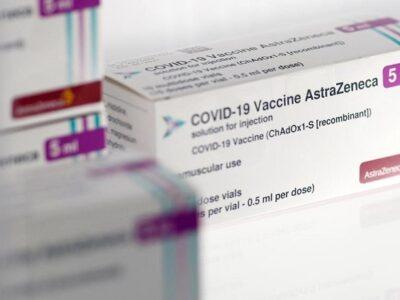 La EMA recomienda aplicar la segunda dosis de la vacuna AstraZeneca