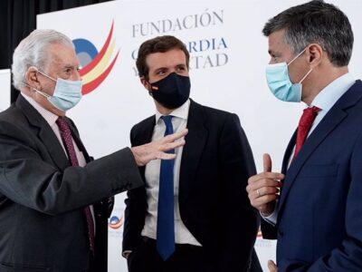 """Leopoldo López advierte que hay un """"proyecto mundial para socavar las democracias"""""""