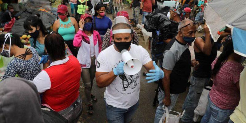Doble Llave - 50 % de la población venezolana está contagiada de Covid-19, según gremio médico