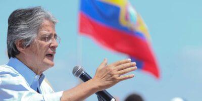 Guillermo Lasso ganó la elección presidencial ecuatoriana