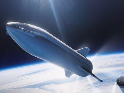 Space X construirá una nave junto a la NASA