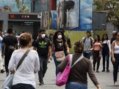 Venezuela registró 19 víctimas mortales por Covid-19