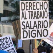DOBLE LLAVE - Entre reclamos y desafíos venezolanos conmemoran el Día del Trabajador
