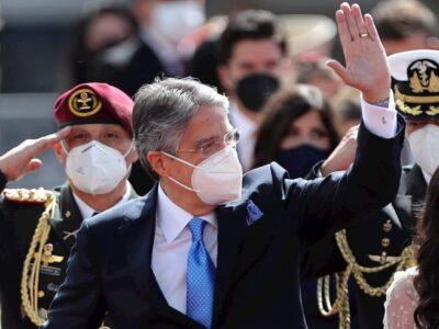 Guillermo Lasso fortalecerá las relaciones con EE.UU.