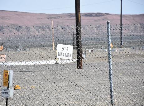 DOBLE LLAVE - Detectan posible fuga desechos nucleares en Washington