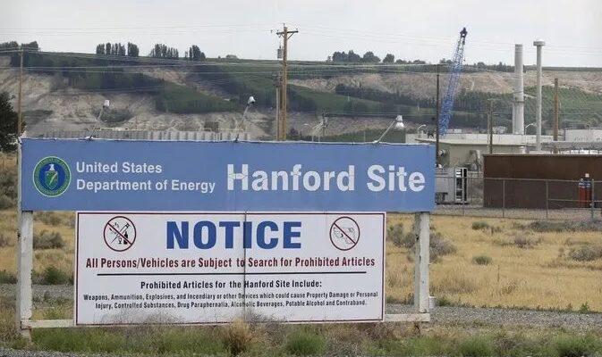 Detectan posible fuga de desechos nucleares en Washington