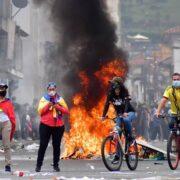 Comité Nacional de Paro en Colombia suspendió las movilizaciones