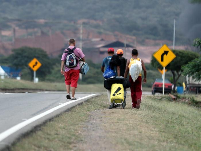 ONU alerta que crisis migratoria venezolana está en un momento crítico