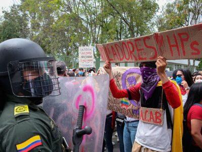 Comité de Nacional de Paro en Colombia suspendió las movilizaciones