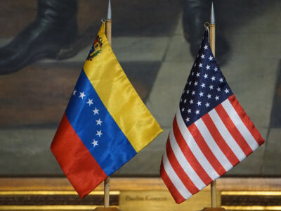 Estados Unidos respalda el diálogo en Venezuela