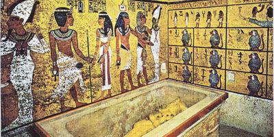 Descubrieron 250 tumbas rupestres en el sur de Egipto