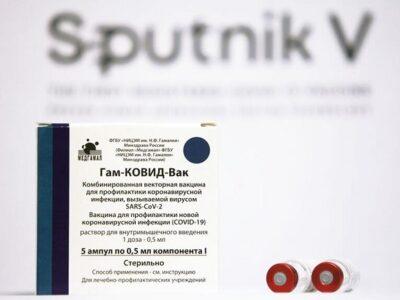 El fabricante de la Sputnik V suministrará 220 millones de dosis a Unicef