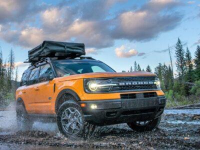 Ford presentó en Venezuela su nueva Bronco Sport Wildtrak