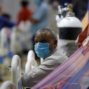 India superó los 22 millones de contagios con más de 400.000 casos