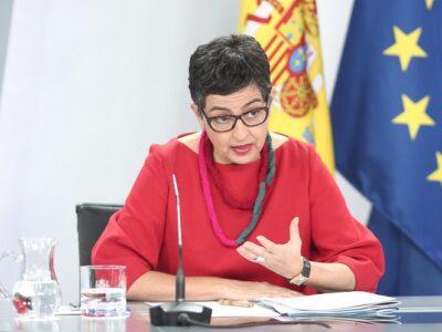 Laya confirmó que España recibió la petición de extradición de López