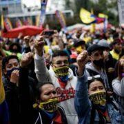 """Maduro criticó que el mundo """"no reacciona"""" ante la """"masacre"""" de Colombia"""