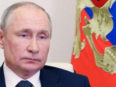 """Putin amenaza con """"romperle los dientes"""" a quien busque """"morder"""" a Rusia"""