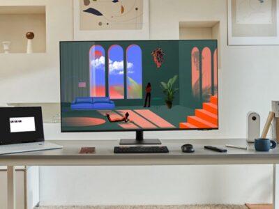 Samsung amplió familia de monitores Smart Monitor hasta de 43 pulgadas