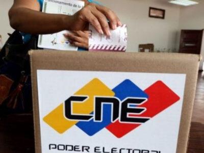CNE instaló el comité logístico electoral