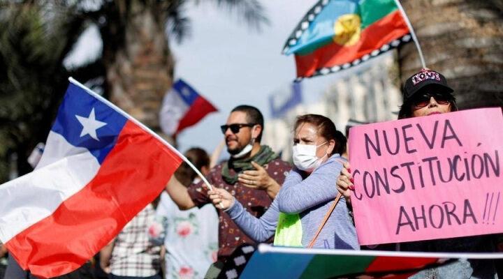 Doble Llave - Izquierda dominó la elección constituyente de Chile