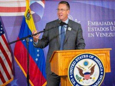 Estados Unidos respaldó Acuerdo de Salvación Nacional propuesto por Guaidó