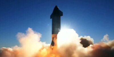 Doble Llave - SpaceX prepara el primer vuelo de Starship