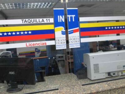 INTT automatizó la emisión del Certificado de Registro de Vehículo