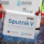 Venezuela recibió 500 mil dosis de la vacuna rusa Sputnik-V