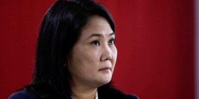 Fujimori pidió anular resultados de 802 mesas