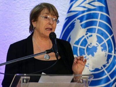 Bachelet denunció un retroceso de DD.HH en el mundo