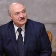 UE anunció sanciones contra el gobierno de Bielorrusia