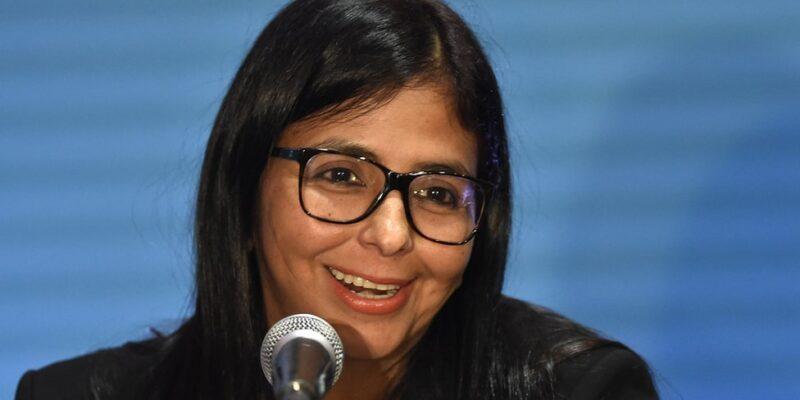 Delcy Rodríguez: Fondos depositados a Covax fueron bloqueados