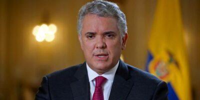 """Duque pidió a EE.UU. que se declare a Venezuela como """"promotor del terrorismo"""""""
