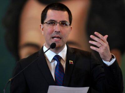 Arreaza resaltó las acciones en la lucha contra la corrupción en Venezuela