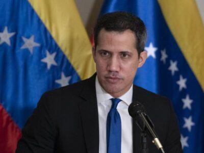 Oposición denuncia presencia policial en la residencia de Guaidó