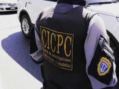 Detective del Cicpc atropelló a seis personas en Catia