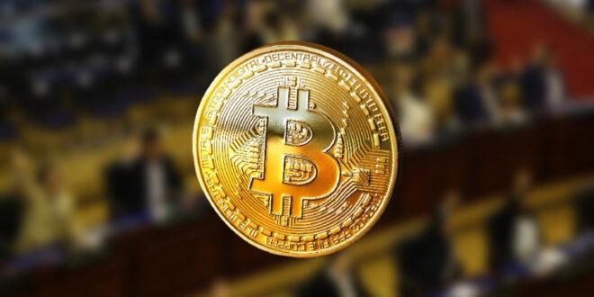 Congreso aprueba bitcoin como moneda de curso legal en El Salvador