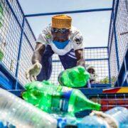 Crisis sanitaria obligó a reducir producción de plástico a nivel mundial