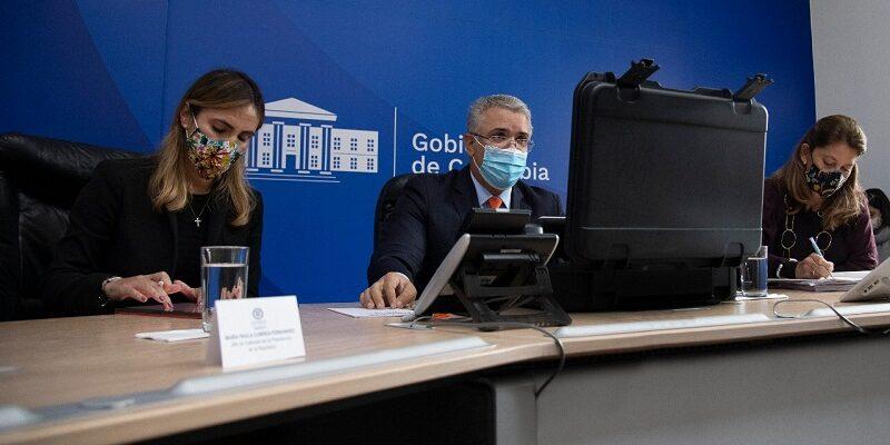 DOBLE LLAVE - Duque y Biden conversaron sobre Venezuela en llamada telefónica