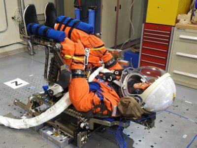 La NASA ofrece ponerle nombre al maniquí que volará en Artemisa I