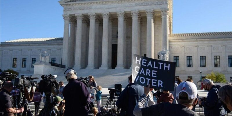 Tribunal Supremo de EE.UU. salva la reforma sanitaria de Obama