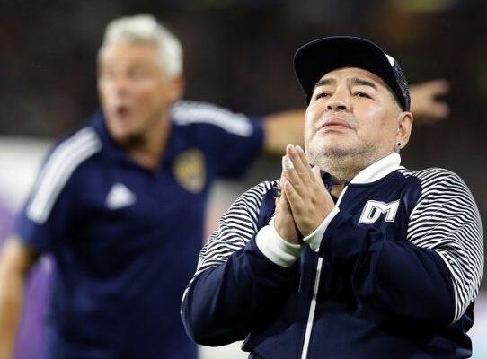 Primer sospechoso sobre el fallecimiento de Maradona declaró ante Fiscalía argentina