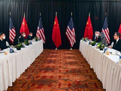 EE.UU. presionó a China sobre Taiwán y origen del SARS-CoV-2