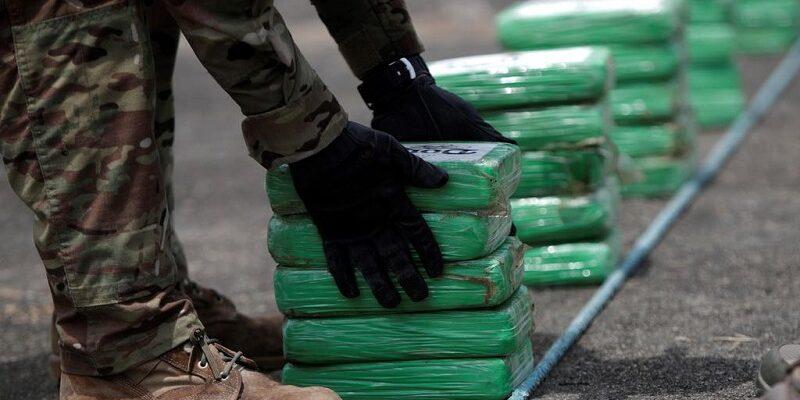 Ejército colombiano incautó seis toneladas de cocaína al ELN
