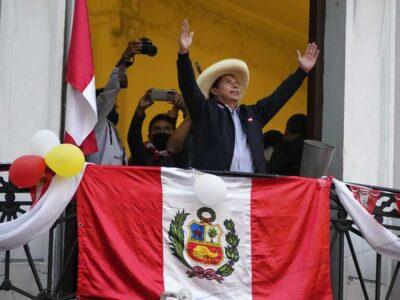 Elecciones en Perú: Declaran a Pedro Castillo ganador antes de terminar el conteo oficial