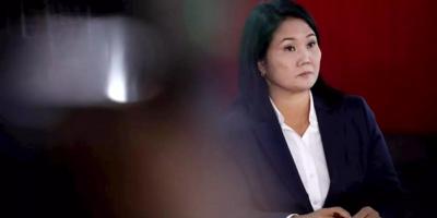 Fiscalía solicitó prisión preventiva para Keiko Fujimori